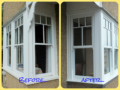 Sash Window Manufacturer Paignton